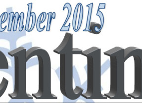 2015 December Sentinel Now Available